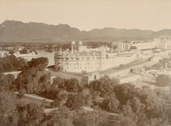 Samor Gardens, Shiwaniwas Palace and Old Palace, Udaipur